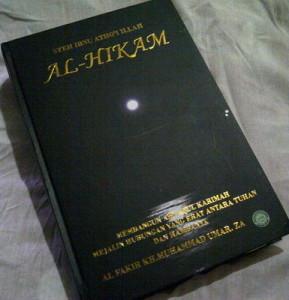 Isi Kitab al-Hikam