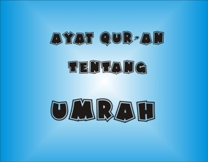 Ayat Quran Tentang Umrah