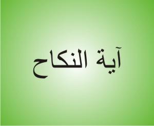 Ayat Tentang Pernikahan Dalam Al-Quran