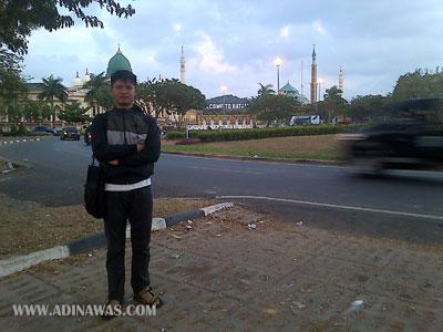 Tulisan Welcome Di Kota Batam