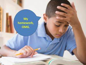 Percakapan Bahasa Inggris Tentang Homework Atau Pekerjaan Rumah