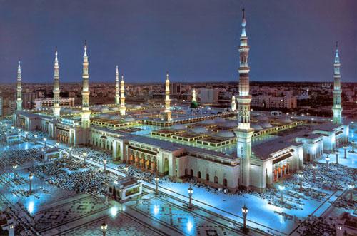 Potongan Ayat Tentang Memakmurkan Masjid