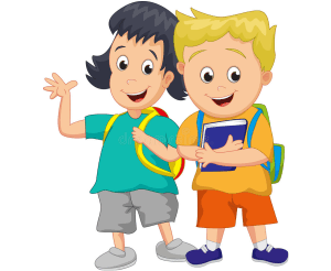 Percakapan Bahasa Inggris Untuk Anak SD 2 Orang Di Sekolah