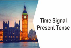 Daftar Keterangan Waktu Simple Present Tense Dan Artinya