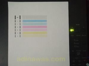 Test Tinta Printer Canon Mp287 Dengan Mudah