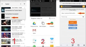 Cara Termudah Download Lagu Di Youtube Lewat Hp