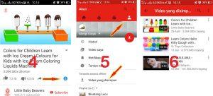 Cara Filter Video Youtube Agar Aman Untuk Anak