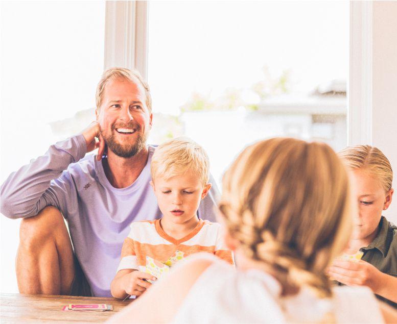 Contoh Dialog Tentang Keluarga Dalam Bahasa Inggris
