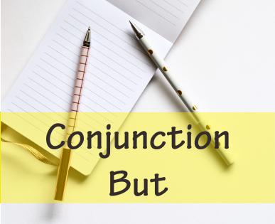 Contoh Soal conjunction But Dalam Bahasa Inggris