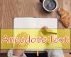 Pengertian Anecdote Text Bahasa Inggris, Struktur dan Unsur Kebahasaannya