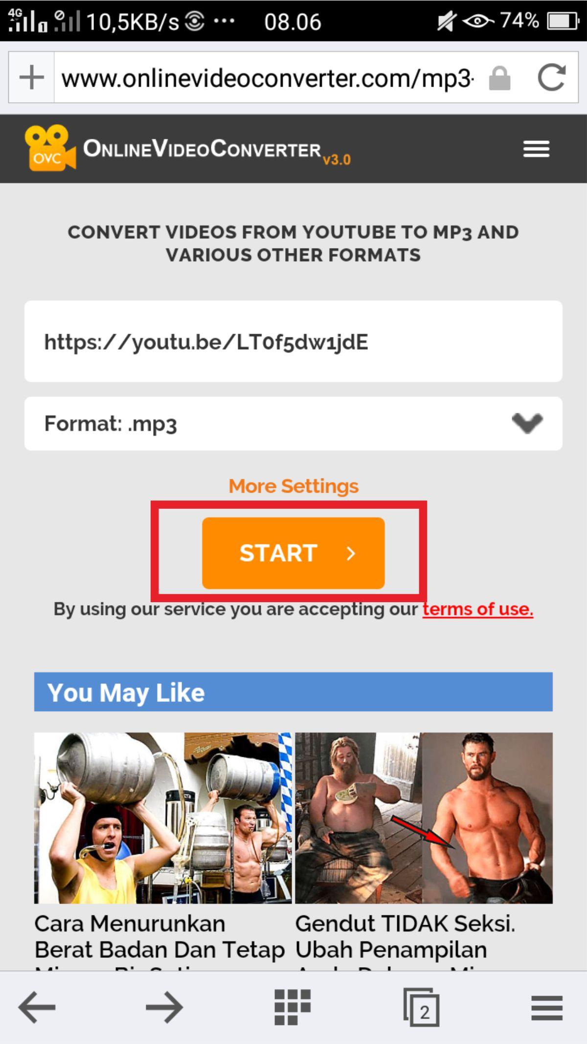 4 Cara Download Lagu Mp3 Dari Youtube Lewat Hp