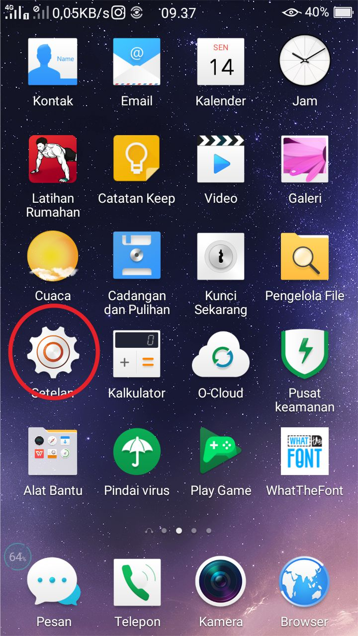 Bagaimana Cara Cek Versi Android Oppo Semua Versi