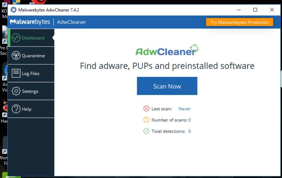 Bagaimana Cara Mengatasi Mozilla Terbuka Sendiri Dengan AdwCleaner