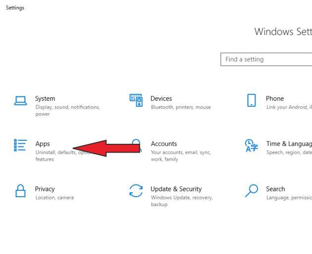 Langkah Mengganti Ganti Default Browser Komputer Windows 10
