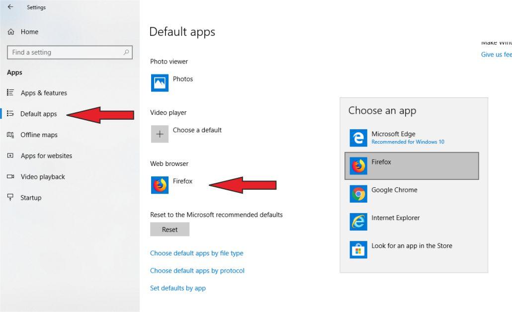 3 Langkah Untuk Mengganti Default Browser Pada Laptop