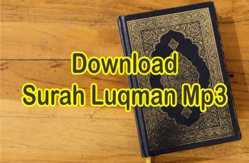 Download Surah Luqman Mp3 Qori Internasional